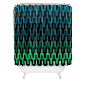 Arcturus Cool 1 Shower Curtain