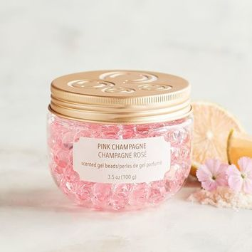 Pink Champagne Fragrance Bead Jar