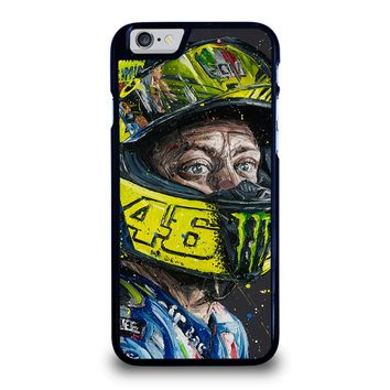 VALENTINO ROSSI ART 46 iPhone 6 / 6S Case