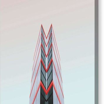 Urban Architecture - London, United Kingdom 4 - Canvas Print