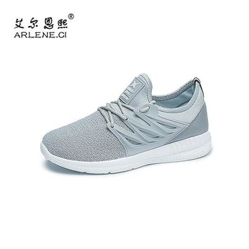 2018 Hot Sale Tennis Shoes for Women Outdoor Walking Shoes Breathable Lightweight Fitness Sneakers Sports Shoes Woman Trainers