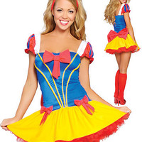 Halloween Costume Anime Cosplay Princess Dress [9211521988]