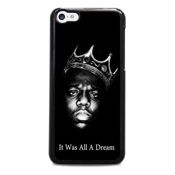 notorious big iphone 5c case cover  number 1
