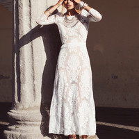 SAN MARCOS MAXI DRESS | For Love & Lemons