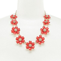 Anna & Ava Pretty Petals Necklace