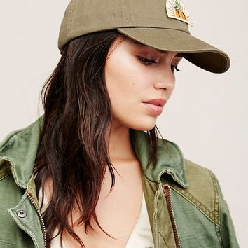 Free People Icon Patched Baseball Hat