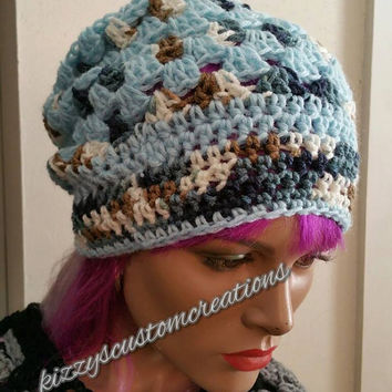Checkmate Slouch Hat