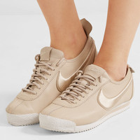 Nike - Cortez 72 SI embroidered leather sneakers