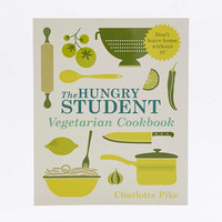 The Hungry Student Vegetarian Cookbook - Urban Outfitters