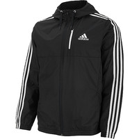 adidas Men's Essential Woven Full-Zip Jacket