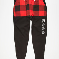 Neff X The Simpsons Trouble Maker Mens Sweatpants Black  In Sizes