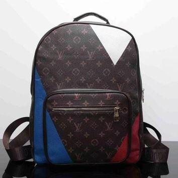 DCCKI2G Louis Vuitton Fashion Backpack Bookbag Travel Bag Shoulder Bag
