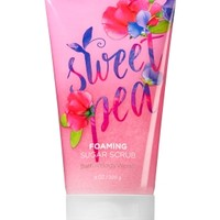 Foaming Sugar Scrub Sweet Pea