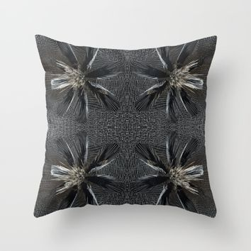 Daisy Jewelry Grid Throw Pillow by PICTO   Society6