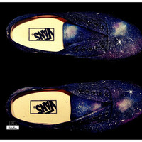 CAN ADD YOUR zodiac constellation to any pre purchased galaxy vans