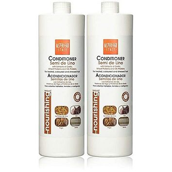 Alter Ego Semi De Lino Conditioner With Garlic Extracts 33.8 Ounce Pack Of 2