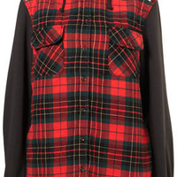Stud Check Hooded Jacket - New In This Week  - New In