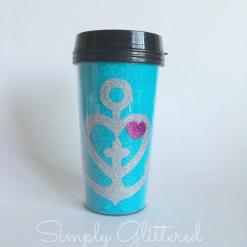 Faith Hope Love Travel Mug