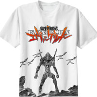 Evangelion - Unit 01 created by A PAOM Designer | Print All Over Me