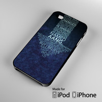 Avatar Arrow Quotes A0178 iPhone 4S 5S 5C 6 6Plus, iPod 4 5, LG G2 G3, Sony Z2 Case