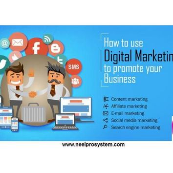 Digital Marketing is an excellent medium for growing your business smoothly