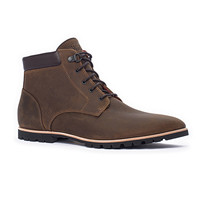 Men's Beebe Leather Boot by WOOLRICH® The Original Outdoor Clothing Company