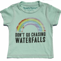 Rowdy Sprout TLC Waterfalls Toddler T-Shirt