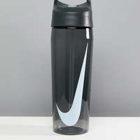 Nike Hypercharge Straw Black Water Bottle at asos.com