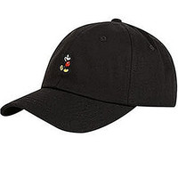 Disney Authentic Baseball Trucker Golf Sports Hats mickey Simple BALL CAPs Black