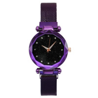 Luxurious Magnetic Adjustable Band Watch