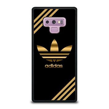 ADIDAS GOLD Samsung Galaxy Note 9 Case Cover