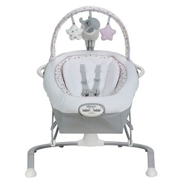 Graco Baby Duet Sway LX Swing with Portable Bouncer