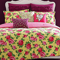 Betsey Johnson Garden Variety Bedding Collection | Dillards.com