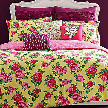 Betsey Johnson Garden Variety Comforter Mini Set | Dillards.com