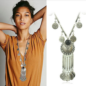 Gift Shiny Jewelry Stylish New Arrival Accessory Hot Sale Vintage Necklace [7316491719]