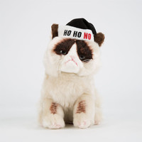 Ho Ho No Grumpy Cat Natural One Size For Women 24628342301