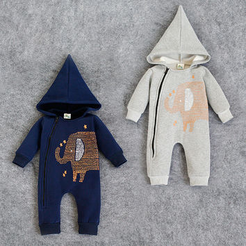 Kids Boys Girls Baby Clothing Toddler Bodysuits Products For Children = 4451347652