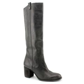 Vince Camuto Gianna Womens Leather Fashion Knee-High Boots