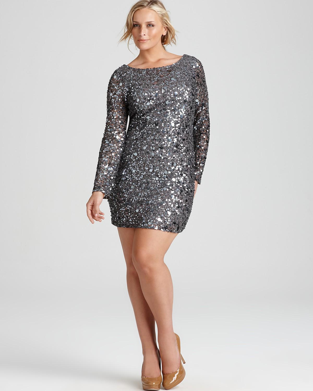 Collection Sequin Dresses Cheap Pictures - Reikian