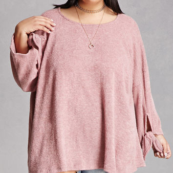 Plus Size Dolman Sweater