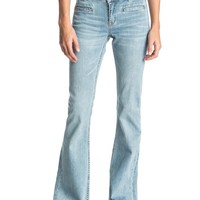 Jane Forever Flared Jeans 889351236883 | Roxy