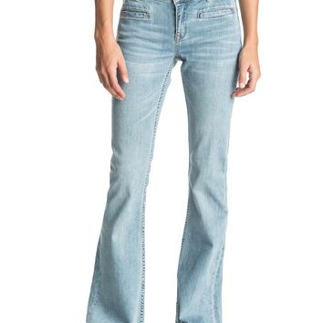 Jane Forever Flared Jeans 889351236883   Roxy