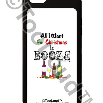 All I Want Is Booze iPhone 5C Grip Case
