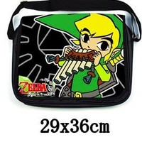 The Legend Of Zelda Game Shoulder Bag