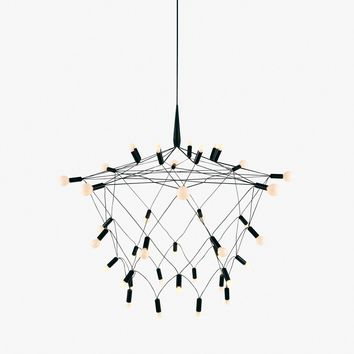 Patrick Townsend Orbit42 Chandelier – ABC Carpet & Home