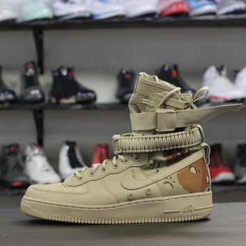 qiyif Nike Special Field Air Force 1 Camo