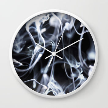 Liquid harmony Wall Clock by happymelvin