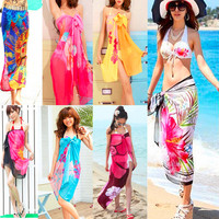wrap skirt/ cover up