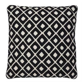 Black Pillow | Eichholtz Licorice
