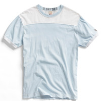 Pale Surf Football Crew T-Shirt
